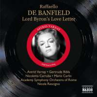 Banfield: Lord Byron's Love Letter (1958)
