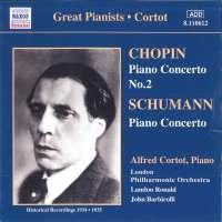 Schumann/Chopin:Piano Concertos