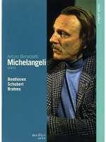 Arturo Benedetti Michelangeli (Beethoven/Schubert/Brahms)