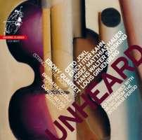 Unheard - Kahn; Süsskind; Hauer; Jokl; Gruenberg