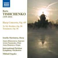 Tishchenko: Works for Harp