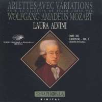 Mozart: Ariettes Avec Variations