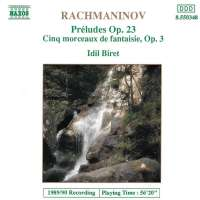 Rachmaninov: 24 Preludes vol. 1