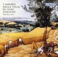 I Diporti della villa in ogni stagione, Venezia 1601