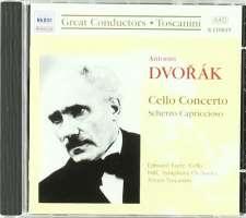 Dvorak: Cello Concerto / Scherzo Capriccio