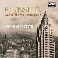 Bernstein: Complete Solo Piano Music