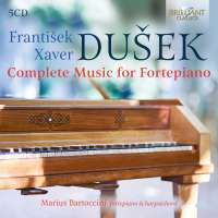 Dusek: Complete Music for Fortepiano