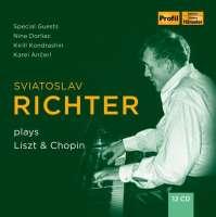 Richter plays Liszt & Chopin