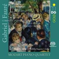 Faure: Complete Piano Quintets