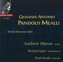 Pandolfi: Violin Sonatas