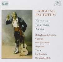 LARGO AL FACTORUM - FAMOUS BARITONE ARIA