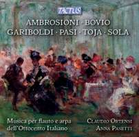 Music for Flute and Harp in 19th-Century Italy