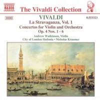 VIVALDI: La Stravaganza, Vol. 1