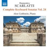 Scarlatti: Complete Keyboard Sonatas Vol. 24