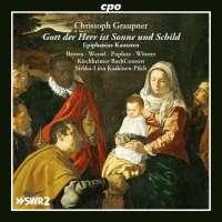 Graupner: Epiphany Cantatas