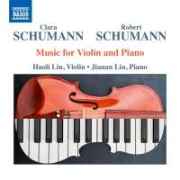 Schumann: Music for Violin and Piano