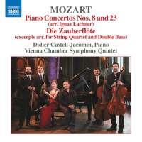 Mozart: Piano Concertos Nos. 8 and 23