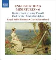 ENGLISH STRING MINIATURES vol. 6