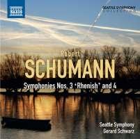 SCHUMANN: Symphonies Nos. 3 and 4