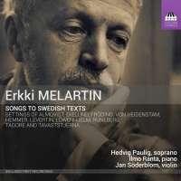 Melartin: Swedish Songs