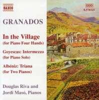 GRANADOS: Piano music vol.10