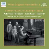 GREAT PIANISTS - VARIOUS (1905-27)