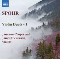 Spohr: Volin Duets Vol. 1