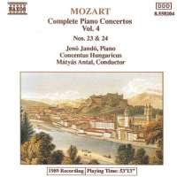 Mozart: Piano Concertos 23 & 24