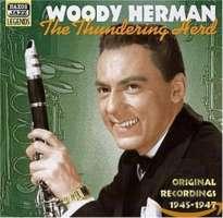 WOODY HERMAN - THUNDERING HERD