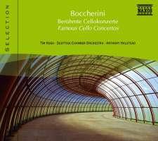 BOCCHERINI: Famous cello concertos