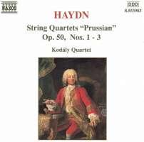HAYDN: String Quartets vol. 1