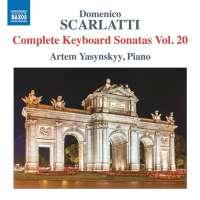 Scarlatti: Complete Keyboard Sonatas Vol. 20