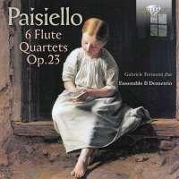 Paisiello: 6 Flute Quartets Op. 23
