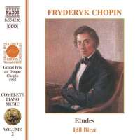 CHOPIN: Piano Music - Etudes (vol. 2)