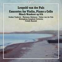 Pals: Concertos for Violin, Piano & Cello