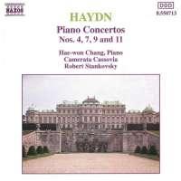 Haydn: Piano Concertos - Hob.XVIII:F1, 4, 9, 11
