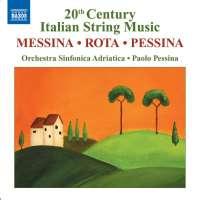 20TH C. ITALIAN STRING MUSIC
