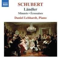 Schubert: Ländler; Minuets; Écossaises