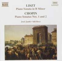 LISZT / CHOPIN: Piano Sonatas