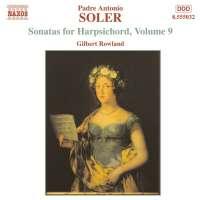 SOLER: Sonatas for Harpsichord, Vol. 9