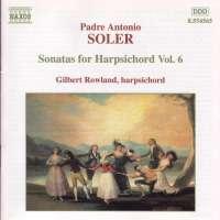 SOLER: Sonatas for Harpsichord, Vol. 6