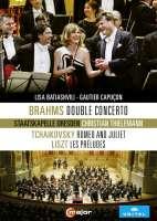 Brahms: Double Concerto; Tchaikovsky: Romeo & Juliet; Liszt: Les Preludes