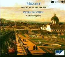 Mozart: Piano Sonatas Vol.2 - K.283, K.284, K.309