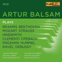 Artur Balsam plays