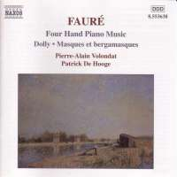 FAURÉ: Piano Music for Four Hands