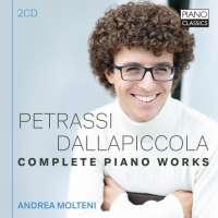 Petrassi; Dallapiccola: Complete Piano Works