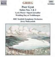Grieg, Edvard: Peer Gynt, Lyric Pieces, Sigurd Jorsalfar