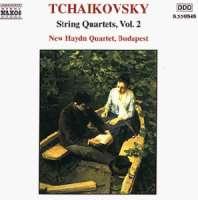 TCHAIKOVSKY: String Quartets vol. 2