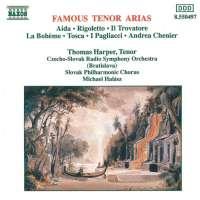 VERDI/PUCCINI/LEONCAVALLO: Opera Famous Tenor Arias