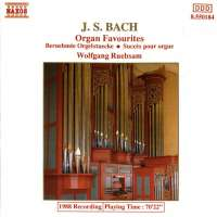 Bach: Organ Favourites